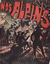 Nos Alpins, Eugène Tézier, Henri Second : couverture